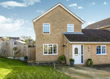 Thumbnail Link-detached house for sale in Cornwall Court, Eaton Socon, St. Neots