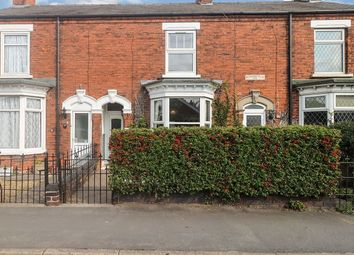 Thumbnail 2 bed terraced house for sale in West End Road, Habrough, Immingham