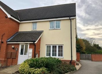 Thumbnail 2 bed flat to rent in Tyrrell Crescent, South Wootton, King's Lynn