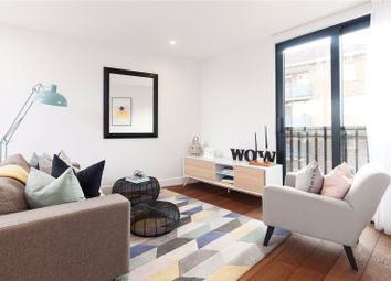 Thumbnail 1 bed flat for sale in Elsdale Street, Homerton