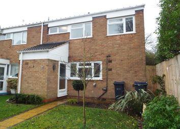 Thumbnail 3 bed end terrace house for sale in Keble Grove, Sheldon, Birmingham, West Midlands