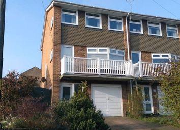 Thumbnail 4 bedroom end terrace house for sale in Woodside Road, Tonbridge