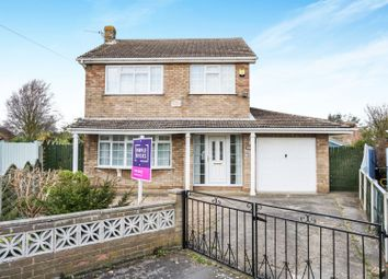 Thumbnail 3 bed detached house for sale in Whyalla Close, Louth