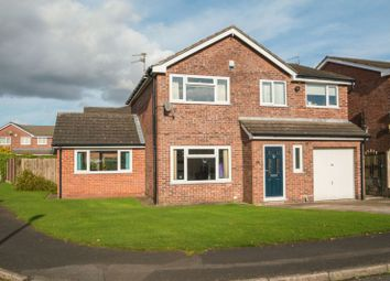 Thumbnail 4 bed detached house for sale in Downham Chase, Timperley, Altrincham