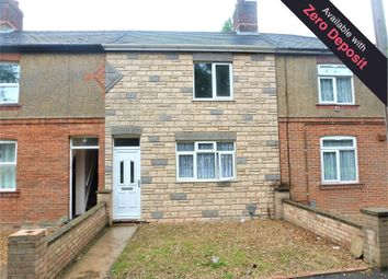 Thumbnail 3 bed terraced house to rent in Railway Road, Wisbech