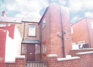 Thumbnail 2 bed terraced house for sale in Park Terrace, Leadgate, Consett