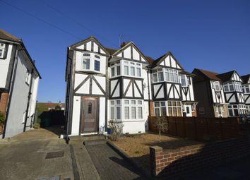 Thumbnail 3 bed semi-detached house to rent in Crane Way, Whitton, Twickenham
