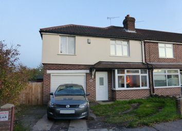 Thumbnail 3 bed end terrace house for sale in Mile Cross Road, Norwich