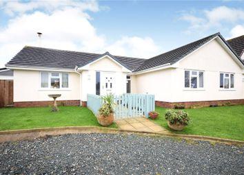 Thumbnail 4 bed bungalow for sale in Rowan, Calvesford Road, Torrington
