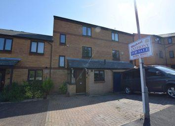 Thumbnail 4 bed terraced house for sale in Bridge Street, New Bradwell, Milton Keynes
