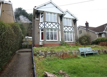 Thumbnail 3 bed detached house for sale in Hospital Road, Pontnewynydd, Pontypool