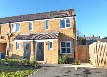 Thumbnail 2 bed semi-detached house for sale in Whitney Drive, Yaxley, Peterborough, Cambridgeshire.