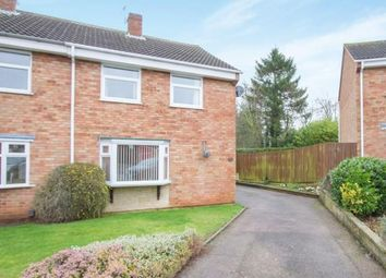 Thumbnail 3 bed semi-detached house for sale in Beverley Close, Thurmaston, Leicester, Leicestershire