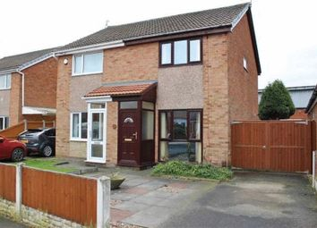 Thumbnail 2 bedroom semi-detached house for sale in Broadmeadow, Lostock Hall, Preston