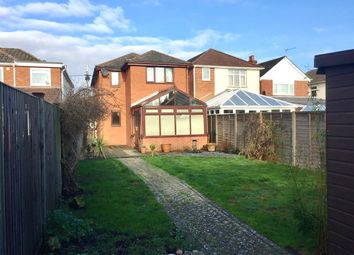 Thumbnail 3 bed detached house for sale in Lydlynch Road, Totton, Southampton