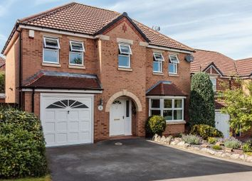 Thumbnail 4 bed detached house for sale in Church View Gardens, Nottingham