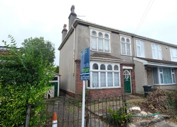 Thumbnail 3 bed semi-detached house for sale in Grantham Road, Kingswood, Bristol