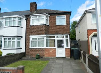 Thumbnail 3 bed end terrace house for sale in Charlotte Road, Wednesbury