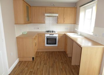 Thumbnail 3 bed terraced house to rent in Moorhouse Close, Wellington, Telford