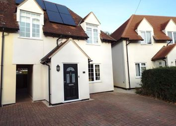 Thumbnail 3 bed link-detached house for sale in Acton, Sudbury, Suffolk