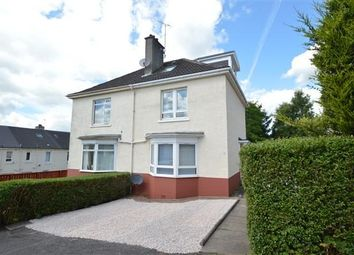 Thumbnail 3 bedroom semi-detached house for sale in Morion Road, Knightswood, Glasgow