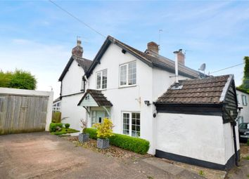 Thumbnail 2 bed semi-detached house for sale in Odhams Cottages, Ebford Lane, Ebford, Exeter