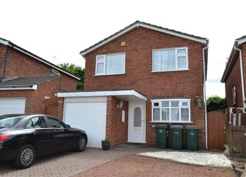 Thumbnail 4 bed detached house for sale in Stonebury Avenue, Eastern Green, Coventry, West Midlands