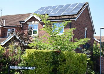 Thumbnail 3 bed detached house for sale in Old School Close, Brigg