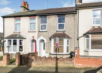 2 bed terraced house for sale in Third Avenue, Dovercourt, Harwich CO12