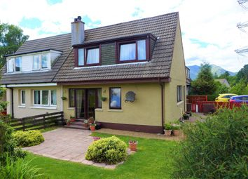Thumbnail 3 bed semi-detached house for sale in 35 Glenview, Dalmally