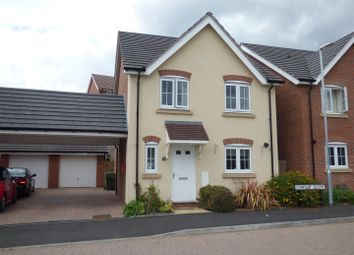 Thumbnail 4 bed detached house to rent in Cowslip Close, Catshill, Bromsgrove