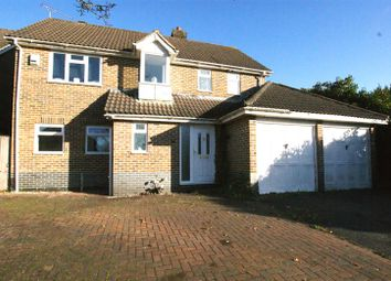 Thumbnail 4 bed detached house for sale in Mallow Close, Broadstone