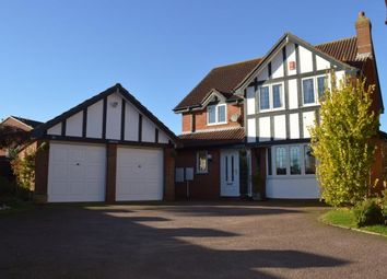 Thumbnail 4 bed detached house for sale in Holland Close, Streethay, Lichfield
