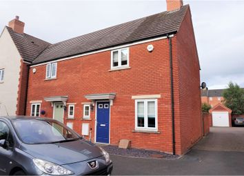 Thumbnail 2 bed end terrace house for sale in Starling Road, Tewkesbury