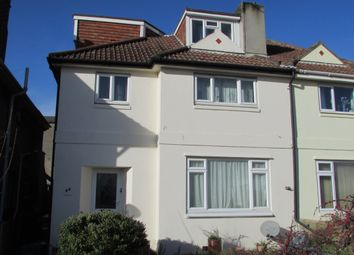 Thumbnail 1 bedroom flat to rent in Ridgeway Avenue, Weston-Super-Mare