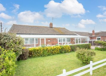 Thumbnail 2 bed detached bungalow for sale in California Avenue, Scratby, Great Yarmouth