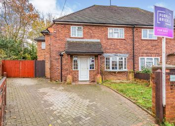 Thumbnail 5 bed semi-detached house for sale in Orchard Estate, Twyford, Reading