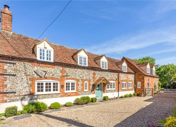 4 bed detached house for sale in Weston Road, Lewknor, Watlington, Oxfordshire OX49