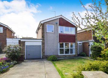Thumbnail 3 bed detached house for sale in Hillcrest, Ashington