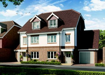 Thumbnail 3 bed semi-detached house for sale in Clockfield, North Street, Turners Hill, West Sussex