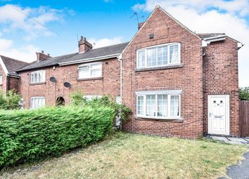 Thumbnail 3 bed semi-detached house to rent in Newton Place, Thorpe Hesley, Rotherham