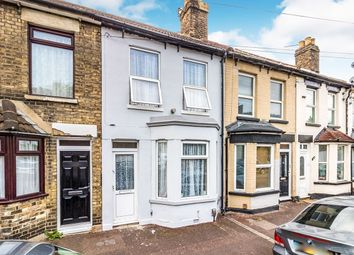 Thumbnail 2 bed terraced house for sale in Seymour Road, Chatham