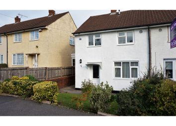 Thumbnail 2 bed semi-detached house for sale in Meaton Grove, Bartley Green, Birmingham