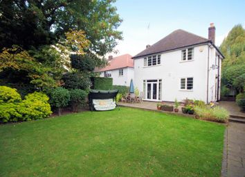 Thumbnail 3 bed detached house for sale in Lovers Walk, Finchley