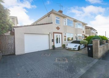 Thumbnail 3 bedroom semi-detached house for sale in Pool Road, Bristol, Somerset