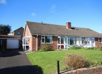 Thumbnail 3 bed semi-detached bungalow for sale in Brook Close, North Petherton, Bridgwater