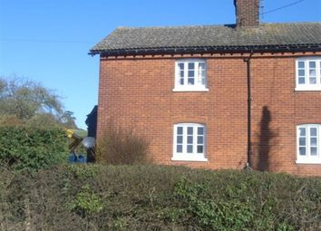 Thumbnail 3 bed detached house to rent in Roos Cottages, Debden Road, Saffron Walden
