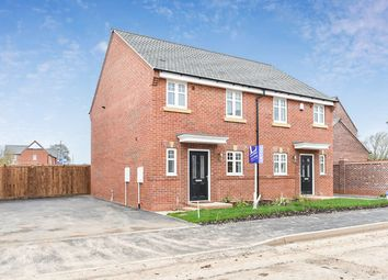 Thumbnail 3 bed semi-detached house to rent in Clifton Drive, Highfields, Derby