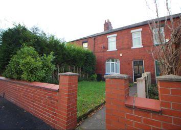 Thumbnail 3 bedroom terraced house for sale in Greg Street, Reddish, Stockport