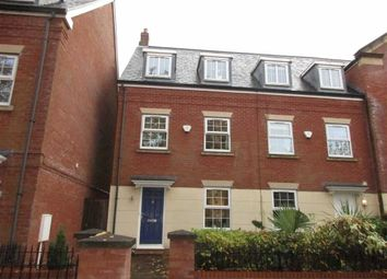 Thumbnail 4 bedroom town house for sale in Leigh Road, Leigh, Lancashire